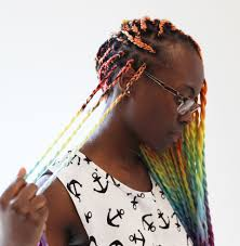 afro plaits how to braid twists into afro hair without going to a salon