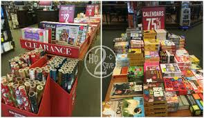 Barnes Noble Richmond Va Barnes U0026 Noble 2 All Red Dot Clearance 75 Off Calendars