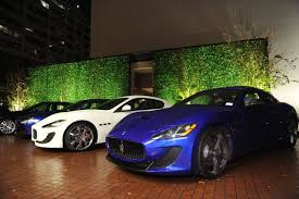 maserati supercar 2016 maserati of manhattan unveils 2016 models with haute living