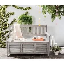 White Wood Outdoor Furniture by Wood Outdoor Benches Shop The Best Deals For Oct 2017