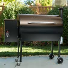 Traeger Fire Pit by Traeger Texas Elite Pellet Grill On Cart Bronze Bbq Guys