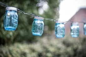 Mason Jar String Lights Bcliving Decor