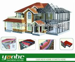 light steel frame house light steel frame house suppliers and