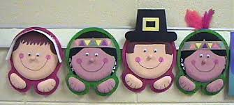 Thanksgiving Pilgrims And Indians Giving Thanks The Virtual Vine