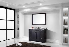 bathroom vanity 21 inches wide virtu usa elise 48 bathroom vanity cabinet in espresso bathtubs plus