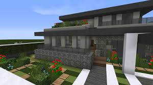 House Planet by Pk Modern House 2 Creative Mode Minecraft Java Edition