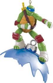 2015 leonardo mutant turtles ornament
