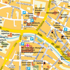 Aachen Germany Map by Map Eschweiler Nrw City Center Germany Central Downtown Maps