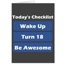funny 18th birthday greeting cards zazzle co uk