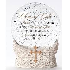 bereavement gifts led glitter dome bereavement giftsisabelle s dreams