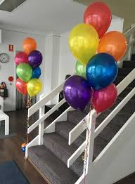 balloon arrangements balloon arrangements of 7 balloons balloon decorations