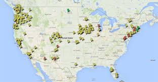 Az City Map Is Your City A Sanctuary City This Map Has The Answer Cnbnews
