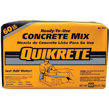 Quikrete Paver Base by Quikrete Concrete Mix 60 Lbs Bag Quickcrete At Mills Fleet Farm