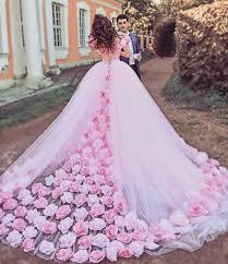 pink wedding dresses best 25 pink wedding dresses ideas on pink princess pink