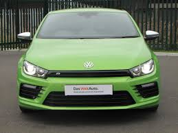 volkswagen green used green volkswagen scirocco for sale rac cars