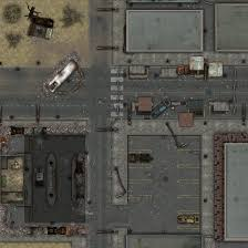Fallout 2 Map by Fallout D20 Oakley Entrance Day By Altegore On Deviantart