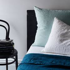 Bed Sheet Stonewashed Linen Bedding Queen On Food52