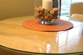 how to protect wood table top glass table top protector best table decoration