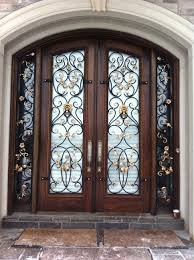 home entry ideas outstanding home fiberglass entry door with arched style and