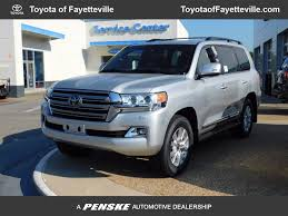 land cruiser toyota new toyota land cruiser at toyota of fayetteville serving nwa