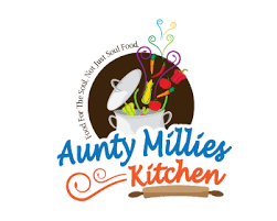 logo design entry number 34 by peg770 aunty millies kitchen logo