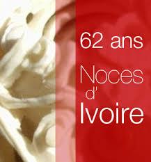 50 ans de mariage noce de quoi noces d ivoire 62 ans de mariage