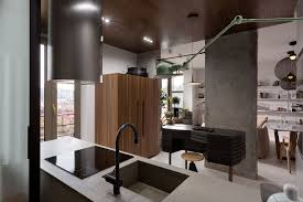 Pillars Decoration In Homes by Concrete Finish Studio Apartments Ideas U0026 Inspiration