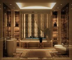 bathroom modern bathroom ideas grasscloth wallpaper modern
