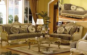 emejing gold living room furniture contemporary home decorating