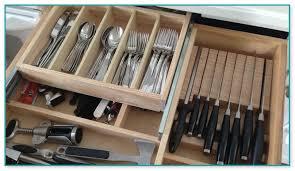kitchen cabinet knife drawer organizers kitchen cabinet knife drawer organizers