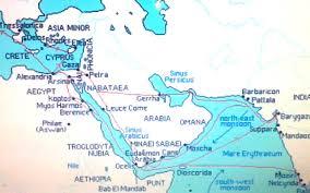 Map Of Somalia Somali Egyptian Puntite History