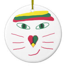 rasta symbols ornaments keepsake ornaments zazzle