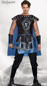 king slayer costume men u0027s blue king slayer costume men u0027s knight