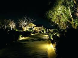 Low Voltage Led Landscape Lights Inspirational Low Voltage Led Landscape Lighting Or Led Low