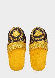 versace home luxury slippers uk online store i baroque bath slippers versace home slippers