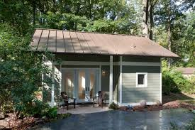 House Plans For Small Cabins A Bright And Spacious Little Backyard Cottage Art Design Build