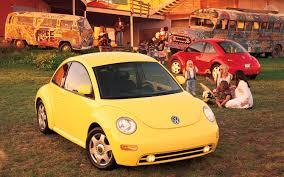 volkswagen beetle front view volkswagen new beetle 1999 import car of the year motor trend