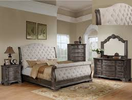 Grey Sleigh Bed B1120 88 Sheffield Antique Grey Sleigh Bedroom B1120 88