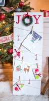 diy holiday card display home with cupcakes and crinoline