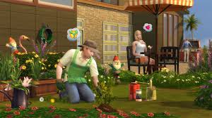 Plant Nanny Wiki Gardener The Sims Wiki Fandom Powered By Wikia
