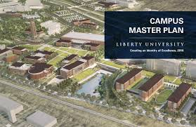Washington And Lee Campus Map by Liberty University Campus Master Plan By Vmdo Architects Issuu