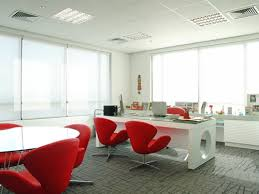 Red Office Furniture by 7 Ideas For Red Offices