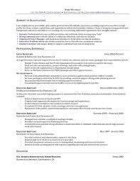 Free Administrative Assistant Resume Templates 28 Best Executive Assistant Resume Examples Images On Pinterest