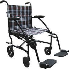 Drive Wheel Chair Fly Lite Ultra Lightweight Transport Wheelchair Drive Medical