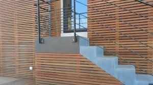 bardage bois claire voie panneau claire voie bois veglix com u003d les dernières idées de