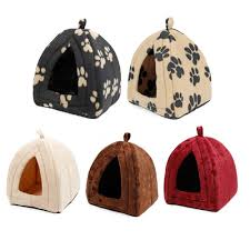 Dog Igloos Aliexpress Com Buy Cone Pet Cat Bed Kitten Kennel Very Soft