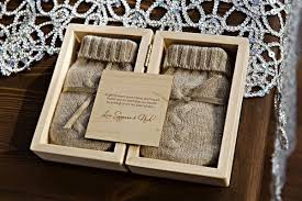 winter wedding favors 21 wonderful winter wedding gift and favors ideas