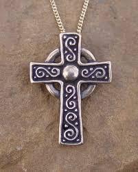 celtic cross pendant crafty celts