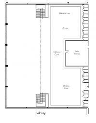 Floor Plan Of A Library by Library Maps Www Law Uga Edu