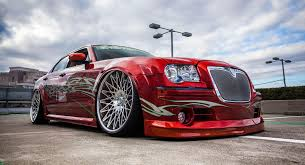 eye candy chrysler 300 with unique paint job u2014 carid com gallery